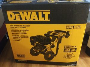 Dewalt 4400 psi Pressure Washer for Sale in Houston, TX