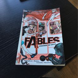 Fables Legends in Exile Graphic Novel for Sale in Livermore,  CA