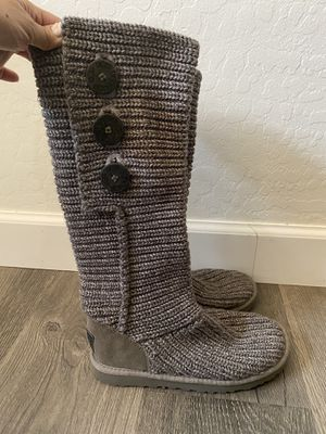 Ugg boots - women's size 6 for Sale in Gilbert, AZ