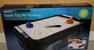 (New) Table Top Air Hockey for Sale in Pompano Beach, FL
