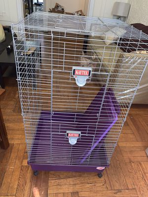 Kaytee delux multi level ferret home for Sale in Brooklyn, NY