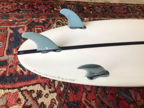 🤙🤙FCS ll CARVER GLASS FLEX SURFBOARD FINS tri, quads and 5 fine sets