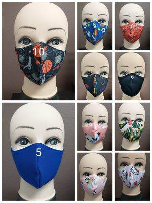 Kids fabric face masks 10 for $20-Brand New! for Sale in Westminster, CA