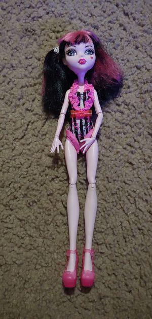 Monster High Doll Magenta for Sale in Virginia Beach, VA