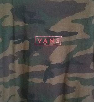 brand new XL Vans Custom fit mens t shirt for Sale in Torrance, CA
