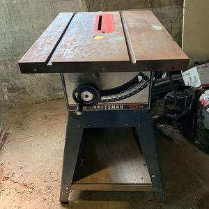 Craftsman table saw for Sale in Lyndhurst, NJ