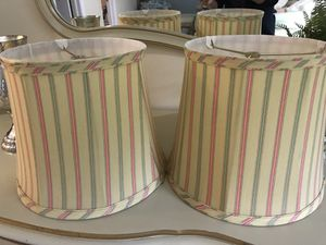 Set lamp shade for Sale in Silver Spring, MD