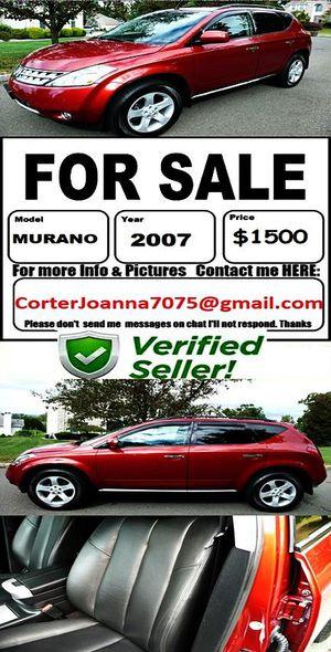 Nissan-Murano-2OO9 4X4 for Sale in Nashville, TN