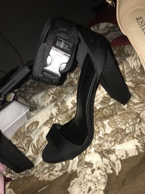 Black Heels size 8 for Sale in Dallas, TX