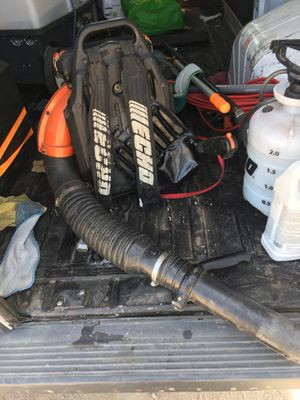 Echo backpack blower for Sale in Stockton, CA