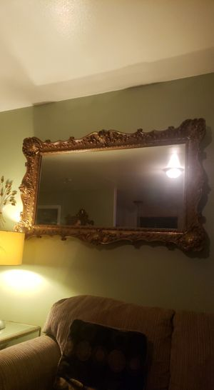 Large antique mirror for Sale in San Pedro, CA