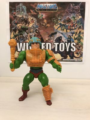 MOTU He-Man Man-At-Arms Complete '81 for Sale in Rochester, NH