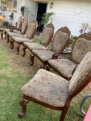 Nice chairs for sale $20 eash for Sale in Ontario, CA