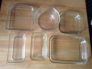 Pyrex bakeware lot - All together in one deal - Make a reasonable offer on all of it for Sale in Tarentum, PA