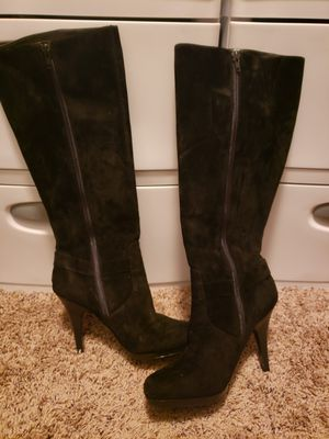 Black boots for Sale in Perris, CA