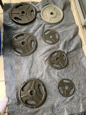 Weight plates for Sale in Miramar, FL
