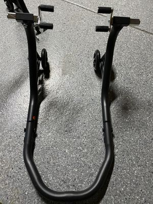 Motorcycle Stands (FRONT & REAR) Vortex for Sale in Summit, IL
