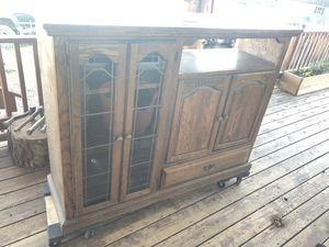 Entertainment Hutch/TV stand for Sale in Montrose, CO