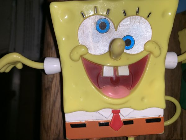 Vintage SpongeBobs toy collectibles