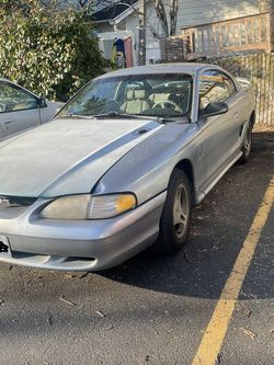 1999 Ford Mustang 5 Speed for Sale in Vancouver,  WA