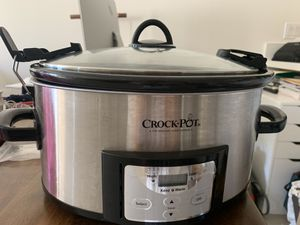Crock pot $18 for Sale in Santa Ana, CA