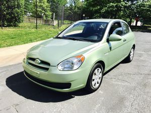 $1500 is the down payment: 2007 Hyundai Accent Coupe 2DR cold AC for Sale in Takoma Park, MD
