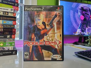 Rogue Ops Playstation 2 (PS2) COMPLETE! for Sale in Lilburn, GA