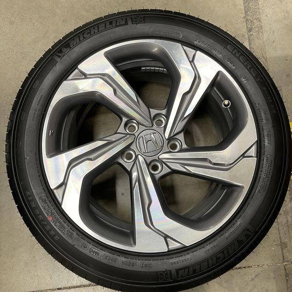 2019 Honda Accord EX Wheels And Tires