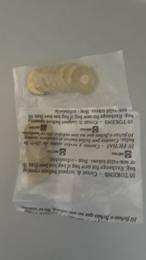 Bus tokens for Sale in Los Angeles, CA