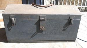 VINTAGE SNAP-ON TOOLBOX for Sale in Oceanside, CA