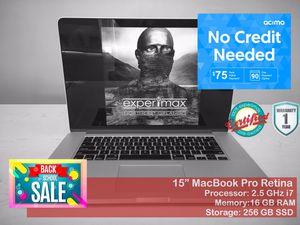 "15"" MacBook Pro Retina for Sale in Orlando, FL"