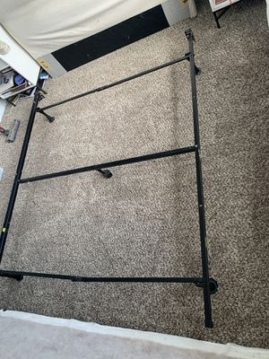 Queen Metal Bed Frame for Sale in Beaverton, OR