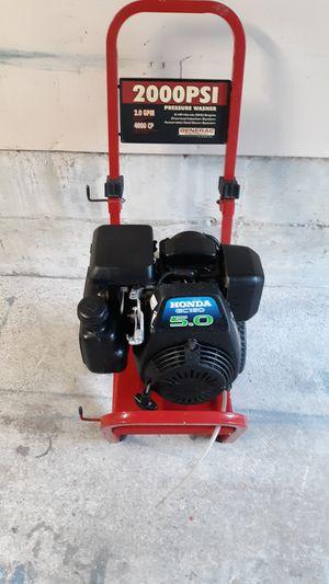 GC 160 Honda 5.0 pressure washer for Sale in Everett, WA