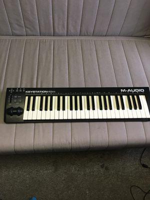 Keystation 49es 49-Note USB MIDI Controller Keyboard.. $60obo for Sale in Alexandria, VA