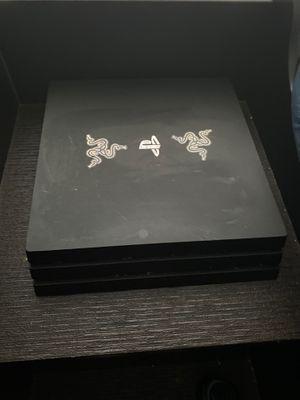 PS4 pro for Sale in Quantico, VA