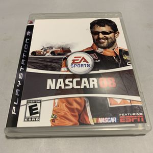NASCAR 08 For PlayStation 3 PS3 Complete CIB Video Game for Sale in Camp Hill, PA