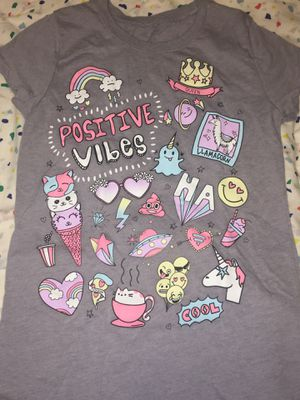 Positive Vibe Girl Shirt for Sale in Los Angeles, CA
