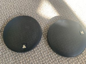 Jl Audio speaker grill 2 for Sale in Santee, CA