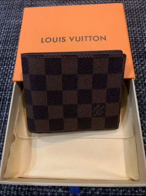 LV Louis Vuitton New Men Wallet Brown for Sale in Los Angeles, CA