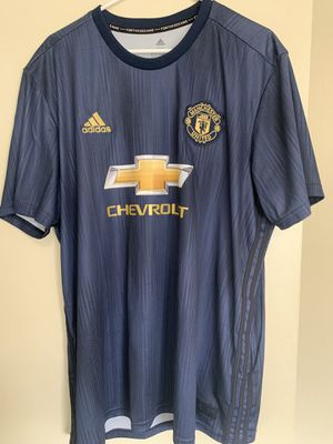 Manchester United Jersey for Sale in Downey, CA