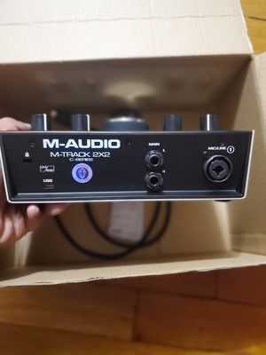 M audio track for Sale in Yonkers, NY