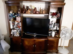 Entertainment center for Sale in Bloomington, IL