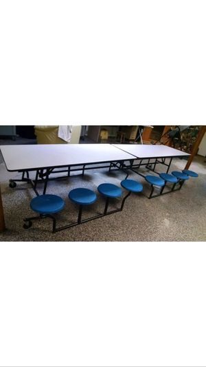 Cafeteria table for Sale in Caledonia, MI