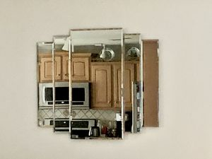 Decorative wall mirror for Sale in Parsippany-Troy Hills, NJ