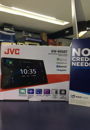 JVC KW-M56BT Monitor with Receiver for Sale in Redondo Beach, CA