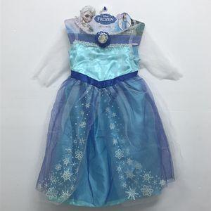 Disney frozen princess Elsa blue dress new for Sale in San Fernando, CA