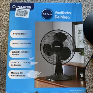 Table Fan for Sale in San Francisco, CA