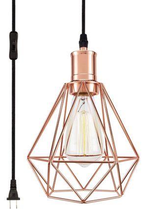 Rose gold lamp for Sale in Menifee, CA