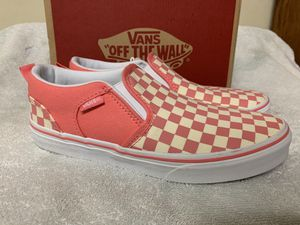 $45 Women's Vans Shoe Brand New Size 5 for Sale in Sacramento, CA