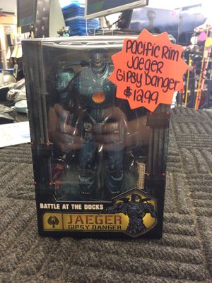 Pacific Rim Jaeger Gipsy Danger, In Box for Sale in Humble, TX